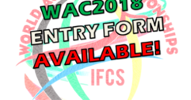 IFCS WAC 2018 Entry Form